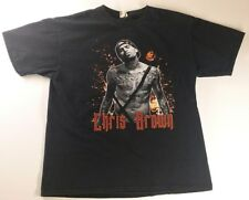Fruit Of The Loom Chris Brown 2015 One Hell Of A Nite Tour Concert T-Shirt Sz L