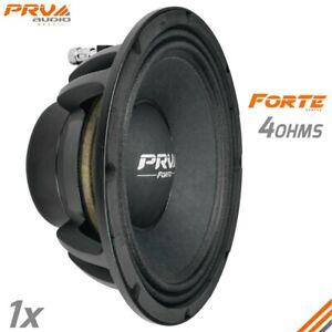 """1x PRV Audio 8MB700FT-NDY-4 8"""" Midbass Neodymium Speakers 700W Forte Serie 4Ohms"""