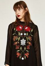Embroidered Long Sleeve Classic Tops & Shirts for Women
