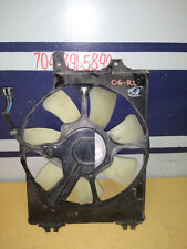 NEW 2005 2012 CONDENSER FAN ASSEMBLY ACURA RL AC3113113