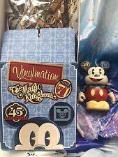 Disney Vinylmation 45th Anniversary Magic Kingdom, Mickey Regular L.E 2250!