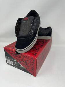 NEW with box VANS AV ERA 1.5 Casual Skateboard Sneaker Shoes Denim Black M 6.5