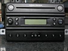 LANDROVER FREELANDER DEFENDER CD RADIO CAR STEREO CODE HEADUNIT VUX500200