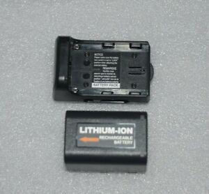 JVC VU-V615KITU Battery Holder Charger Kit CU-V615U 100V - 240V AC /