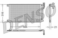 Air Con Condenser FOR BMW X3 E83 18d 20d 2.0 03->11 Diesel E83 204D4 Denso