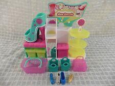 Shopkins SHOE DAZZLE Fashion Spree Playset Toy w/ Accessories by Moose FREE SHIP