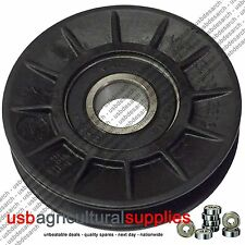 PULLEY / JOCKEY IDLER WHEEL MTD HAYTER MURRAY WESTWOOD 690410 NEXT DAY DELIVERY