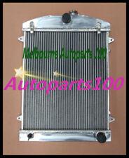 ALUMINUM ALLOY RADIATOR FOR HOLDEN FJ FX 1948-1955 1949 1950 1951 1952 1953 1954