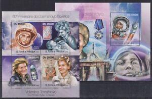 K447. Sao Tome and Principe - MNH - Space - Valentina Tereshkova - 2013