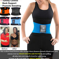 Xtreme Power Belt Slimming Sweat Thermo Sport Abs Wrap Body Shaper Waist Trainer