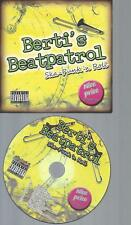 CD--BERTI'S BEATPATROL SKA PUNK'N ROLL // PROMO