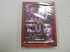 CHINESE The X Files Season 8 6DVD set! Factory sealed new old stock! 2003! LOOK