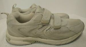 Propet Apollo W6035 Hook and Loop Fastened Comfort Walking Shoes Men's Size 10.5