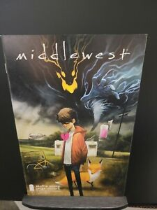 Middlewest #1 Skottie Young Image Comics