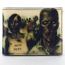 Zombie-Bi-Fold de PVC wallet