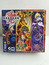 "Bakugan Battle Brawlers 100 Piece Puzzle Cartoon Network 16"" x 11"" (A16)"