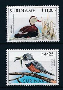 [SU1068] Suriname Surinam 2000 Birds Ducks  MNH