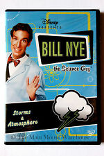 Bill Nye The Science Guy Hurricanes Typhoons Storms & Atmosphere Educational DVD