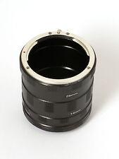 Tubo - Set di tubi di prolunga Macro per Nikon