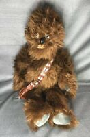 "18"" Disney Parks Star Wars Chewbacca Plush New with Tags FREE SHIPPING"