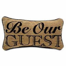 Disney Parks Beauty And The Beast Be Our Guest Pillow New With Tag Ships free