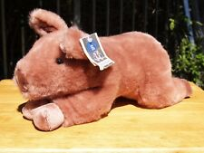 "VINTAGE - GUND PIGGALETTO THE PIG - #5460 - 16"" -1984 - VERY NICE - ALL TAGS"