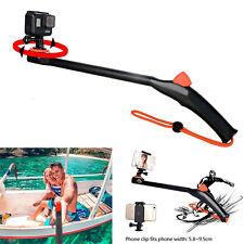 180° Rotation Swivel Selfie Stick for GoPro/SJCAM/Smartphone/Sony Action Camera