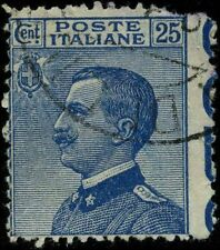 Italy 1908 stamps definitive USED Sas 83 CV < $5.00 180420215