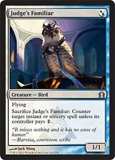 *MRM* FRENCH 4x Judge's Familiar - Familier du juge  MTG Return to ravnica