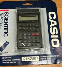 Casio Fx-250HA Fraction Function Scientific Calculator with Hard Cover BRAND NEW