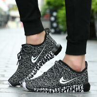 Fashion Men Running Shoes Outdoor Casual Sports Athletic Breathable Sneakers