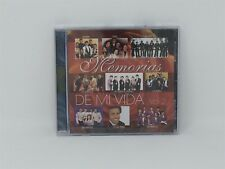 Memorias De Mi Vida, Vol. 2 by Various Artists (CD, May-2002, Universal Music)