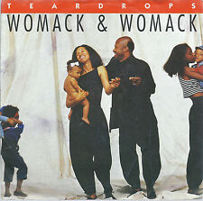 TEARDROPS - CONSCIOUS OF MY CONSCIENCE # WOMACK & WOMACK