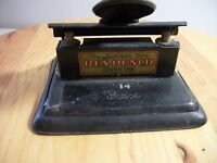 Vintage The Hummer Line Rex Punch #14 2 Hole Paper Punch Wilson-Jones Company