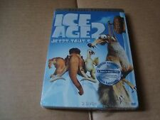 Ice Age 2 The Meltdown DVD SteelBook NEW&SEALED Ray Romano Denis Leary Blue Sky