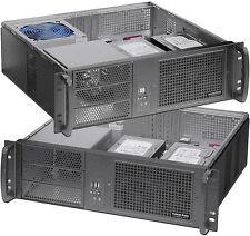 "3U (Short D:15"")(mATX / ITX Case)(3x5.25"" + 5 x HDDs Bay) Rackmount Chassis NEW"