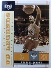 2003 03-04 Upper Deck UD Legends Retro Michael Jordan #14, Chicago Bulls