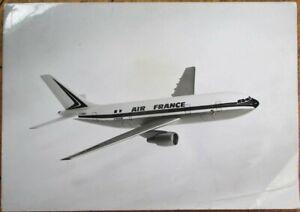 Air France Airbus A300B 170s Photograph - Aerospatiale