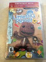 LittleBigPlanet (Sony PSP, 2009) GREATEST HITS PSP NEW
