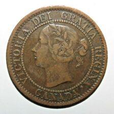 Canada RARE CENT 1859