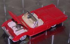 Solido model of Ford Thunderbird.