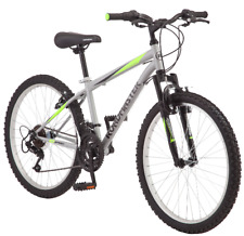 """Mountain Bike Pedals Pedal Bicycle Road Cycling 24"""" Boys Adult Teen Alloy Rims"""