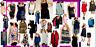 LOT 50 WHOLESALE LADIES WOMENS CLOTHES. S,M,L,1X 2X 3X. Each item for a dollar!