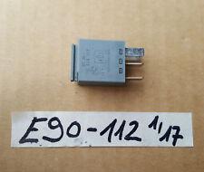 BMW E90 E91 E92 E93 E81 E82 E87 E88 Z4 E85 Relais Schliesser silent grau 6919112