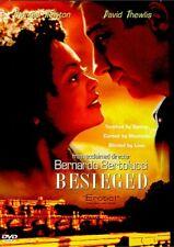 Besieged (Dvd, 1998) - Thandie Newton, David Thewlis - Dir. Bernardo Bertolucci
