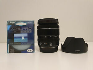 FUJIFILM FUJINON XF 18-55mm f/2.8-4.0 LM R OIS Lens - MINT