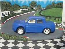 TEAM SLOT RENAULT  8 TS GR.5  BLUE  21601   NEW OLD STOCK BOXED