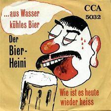 CCA 5032, Der Bier-Heini - Rare German CCA Single - 1966 - MINT