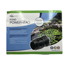 Aquascape® Pond Powerhead Circulation Pump Directional Water Flow Control Black