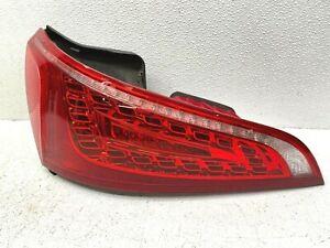 2009-2012 AUDI Q5 REAR LEFT LH DRIVER SIDE FULL LED TAIL LIGHT LAMP LOT483 OEM